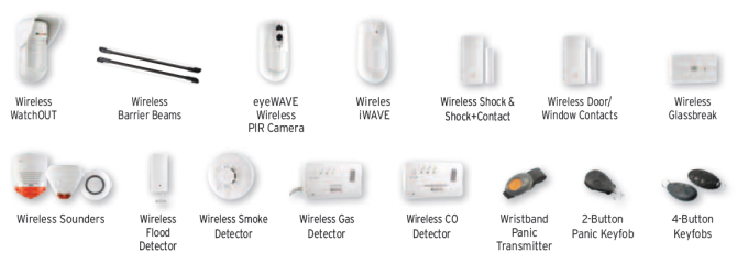 """Agility Wireless Devices"""